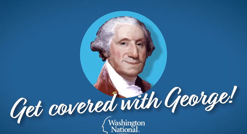 Get Covered with George